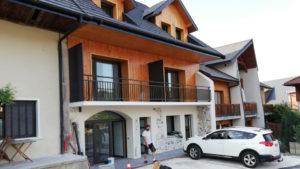 Rénovation lourde d'une maison à Marigny-Saint-Marcel